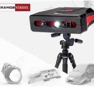 Range Vision 3D Scanner