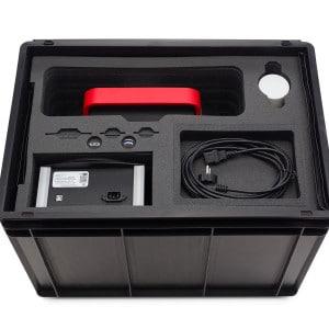 RangeVision PRO Metrology preiswerter 3D Scanner Case