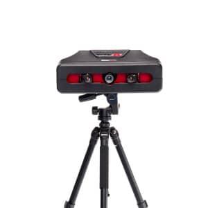 Range Vision Pro portabler 3D Scanner